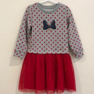 Gap Disney Minnie Mouse Girls dress size 4